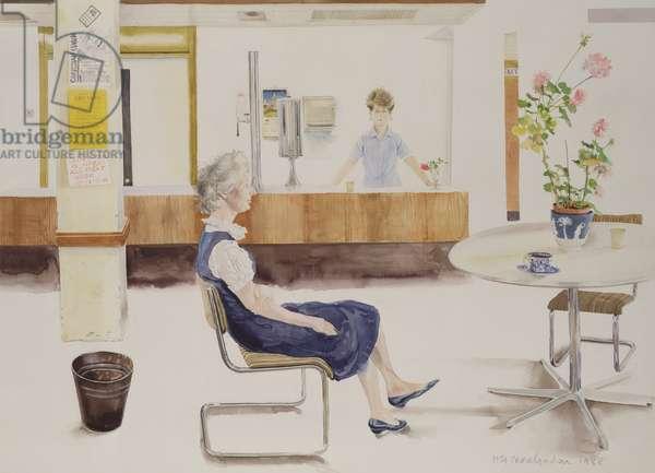 The Tea Ladies' Coffee Break, 1988