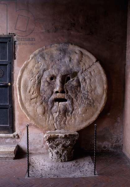 La Bocca di Verita (The Mouth of Truth) (photo)