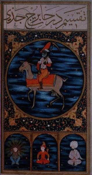 SUF.TURE 242 f.26v Capricorn