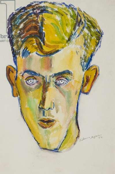 Rodney Thomas,1927 (w/c on paper)
