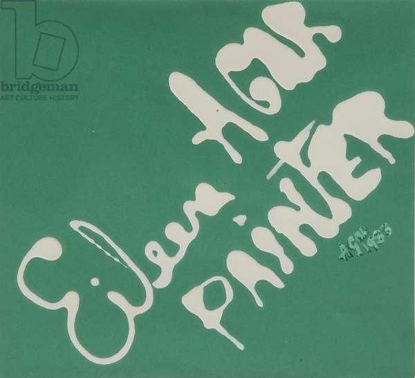 Eileen Agar signature