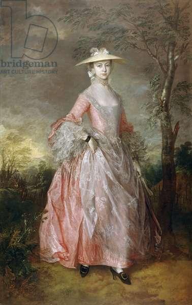 Mary Countess Howe, c.1760 (oil on canvas)