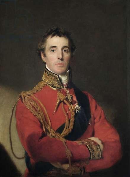 Arthur Wellesley, 1st Duke of Wellington, c.1815 (oil on canvas)