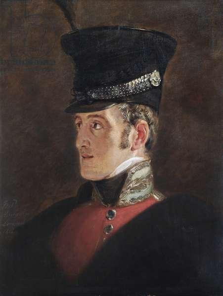 Field Marshal Sir John Colborne (1778-1863) 1821 (oil on canvas)