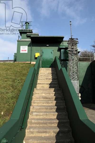 York Cold War Bunker (photo)