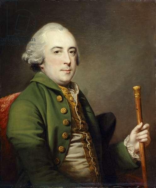 Portrait of a Gentleman c.1765 (oil on canvas)
