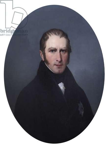 Frederick William, Duke of Brunswick, c.1810-15 (oil on canvas)