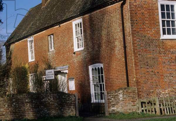 Jane Austen's House, Chawton, Alton, Hampshire (photo)