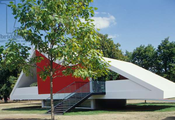 Serpentine Gallery Pavilion, 2003 (photo)
