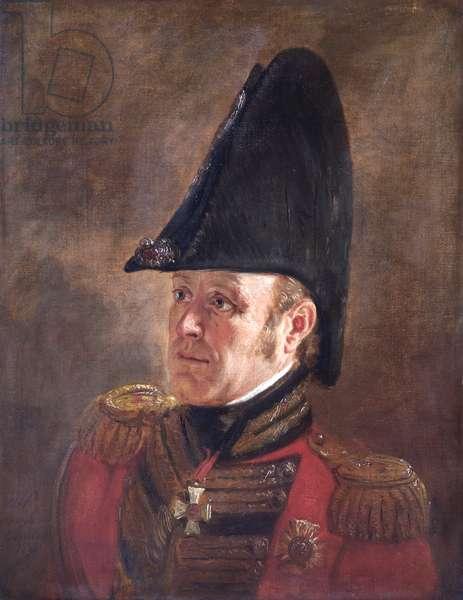 General Sir George Cooke (oil on canvas)