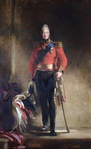 King William IV (oil on canvas)