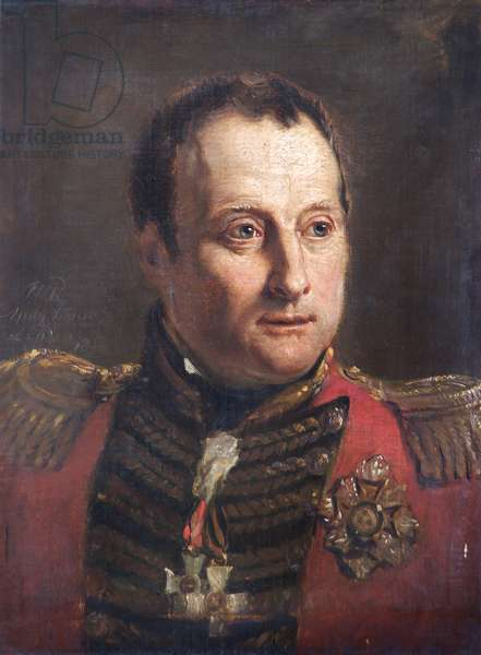 General Rowland Hill (oil on canvas)