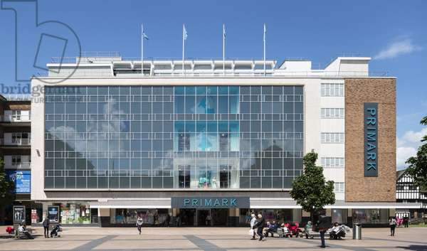 Primark, Broadgate, Coventry, West Midland, UK (photo)