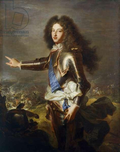 Louis, Duc de Bourgogne, c.1702 (oil on canvas)