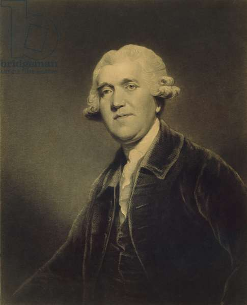 Josiah Wedgwood (oil on canvas)