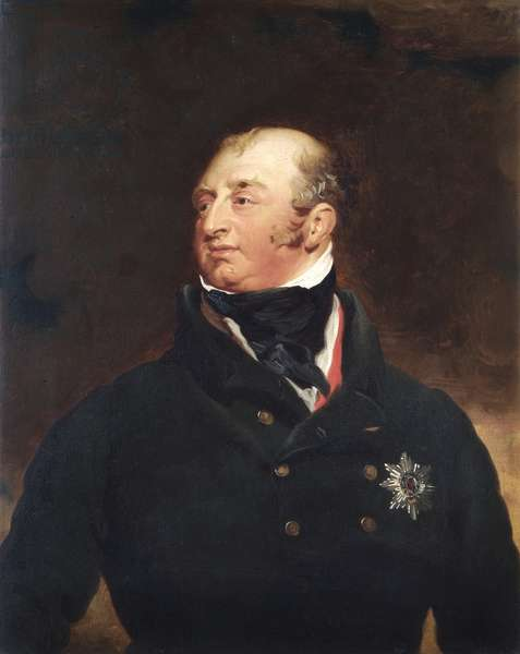 Frederick Augustus (oil on canvas)