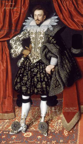 Richard Sackville c.1613 (oil on canvas)