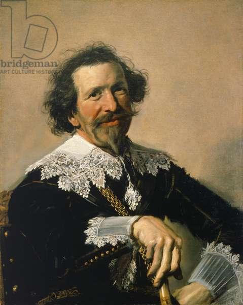 Pieter van den Broecke, 1633 (oil on canvas)
