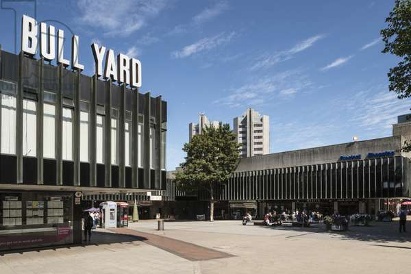 Bull Yard, Coventry, West Midlands, UK (photo)