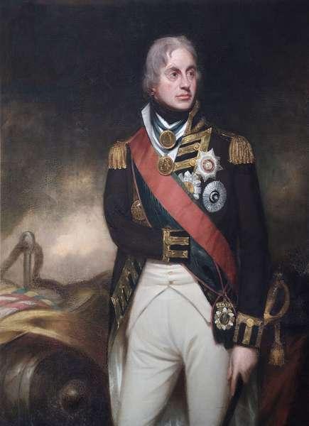 Horatio, Viscount Nelson, c.1806 (oil on canvas)