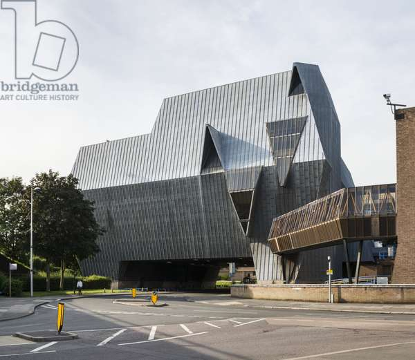 Coventry Sports & Leisure Centre, Fairfax Street, Coventry, West Midlands, UK (photo)