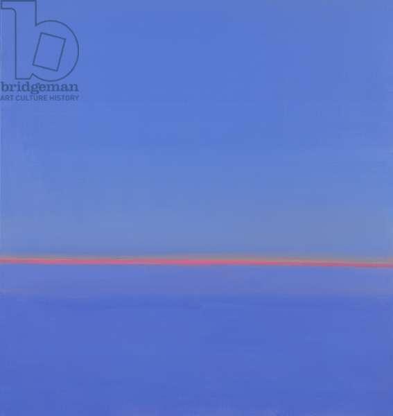 May Horizon, 1999 (oil on canvas)
