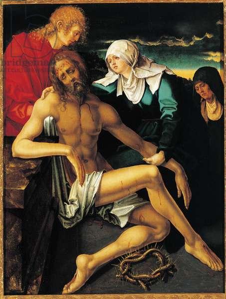 Deposition of Jesus Christ (oil on canvas)