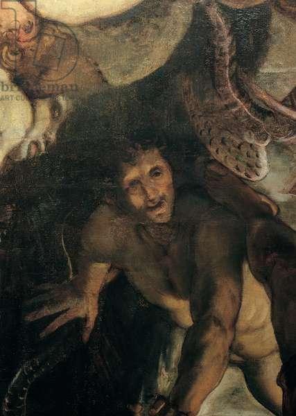 The Brazen Serpent, 1575 (fresco)