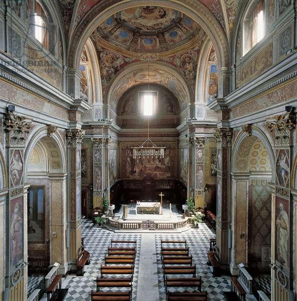 Church of San Girolamo degli Illirici,