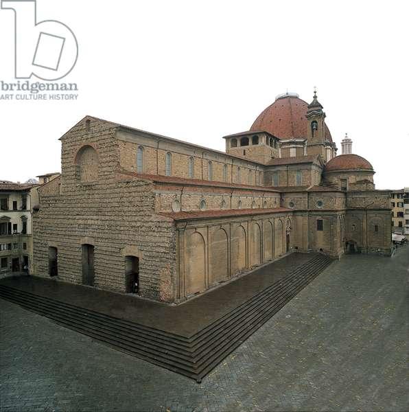 Basilica of San Lorenzo, Florence, 1419