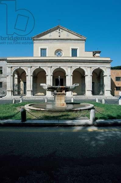 Church of Santa Maria in Domnica alla Navicella, 1514