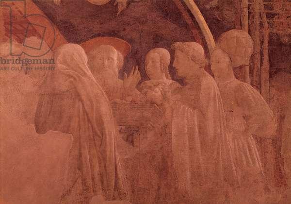 Stories of Noah, 1447 (fresco)