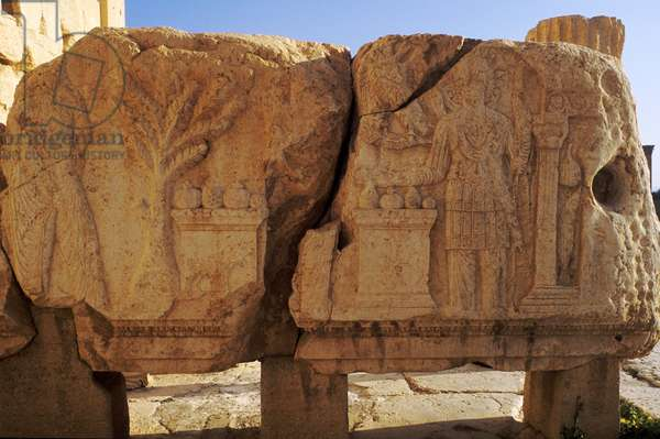 Temple of Baal or Bel, 32 - 38,  1st Century a.C.