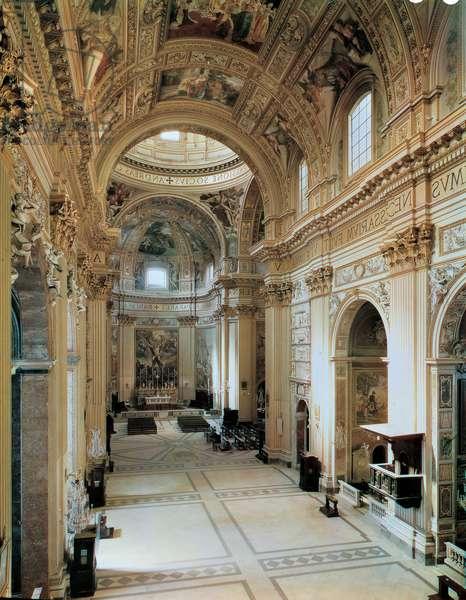 Churches of Santa Maria Regina Coeli in Montesanto and Santa Maria dei Miracoli in Piazza del Popolo, 1623