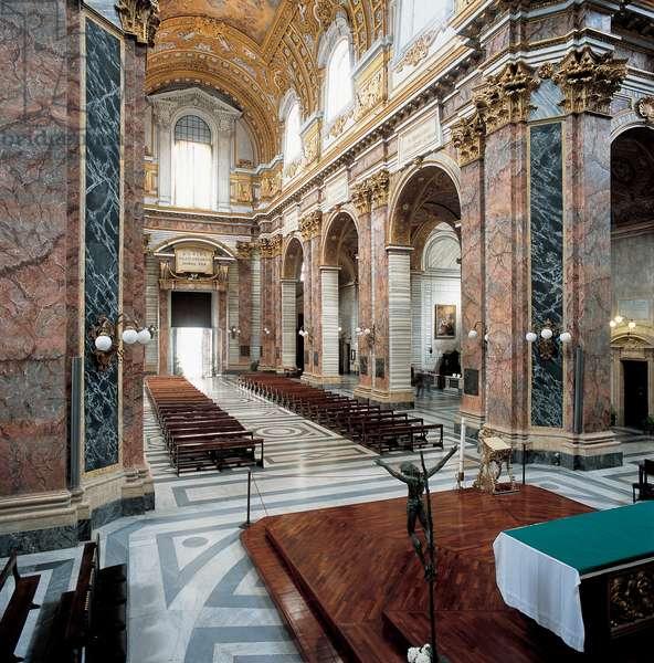 Church of Santi Ambrogio e Carlo, 1612