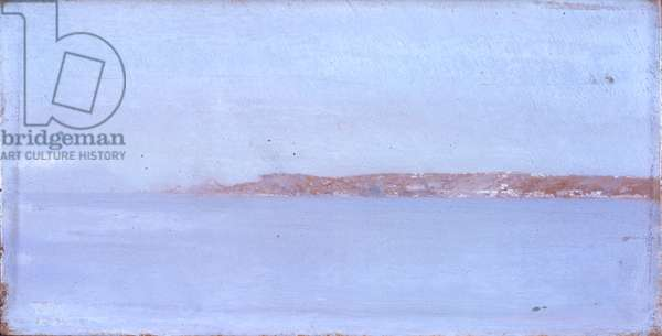 Seascape (Marina), by Giuseppe De Nittis, 19th Century