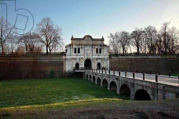 Farnese Citadel, 1591 - 1599