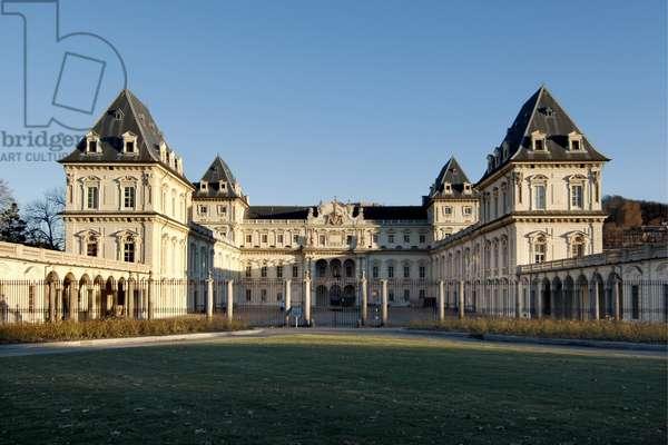 Castle of Valentino, Turin, 1633 - 1856