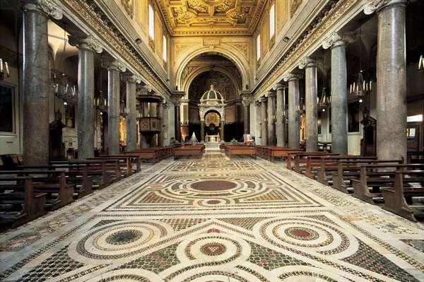 San Crisogono Church,