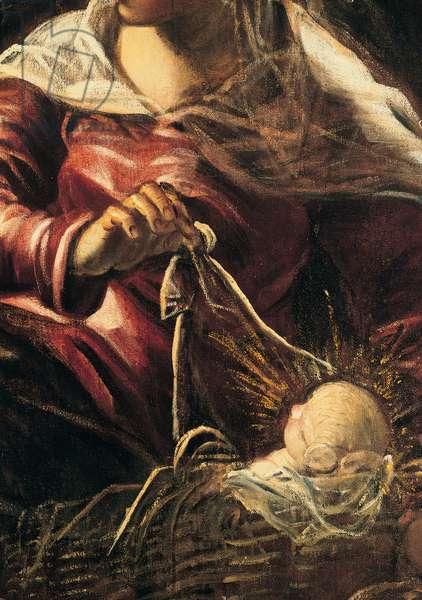 The Adoration of the Shepherds, 1579 (fresco)