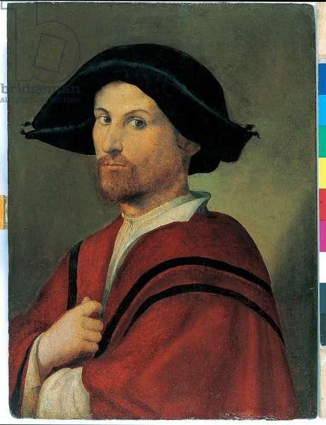 Presumed portrait of John (Giovanni, Juan) II of Gandia