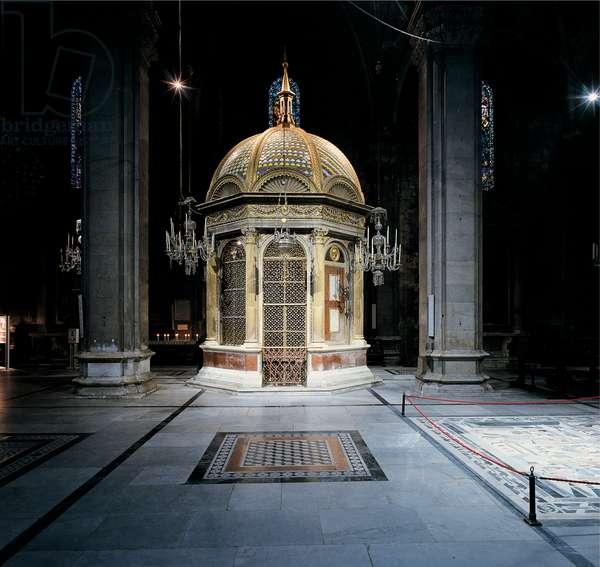 Chapel of the 'Volto Santo', 1482 - 1484