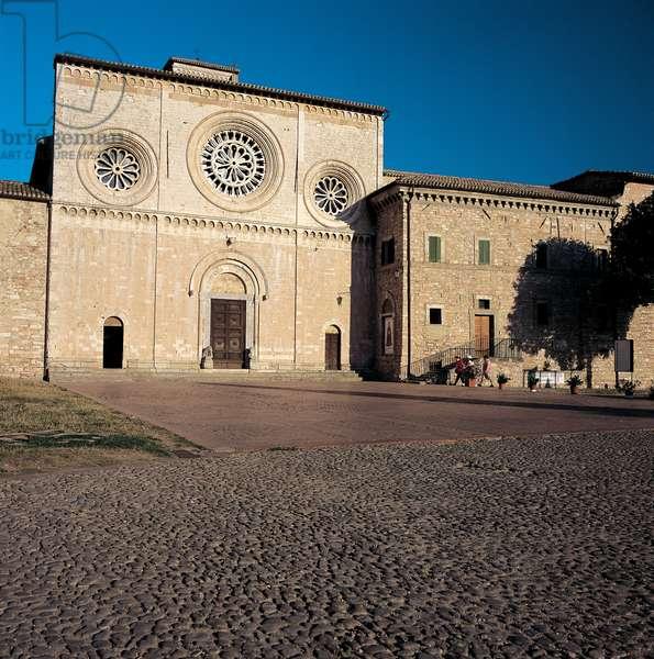 Abbey of San Pietro, 1253
