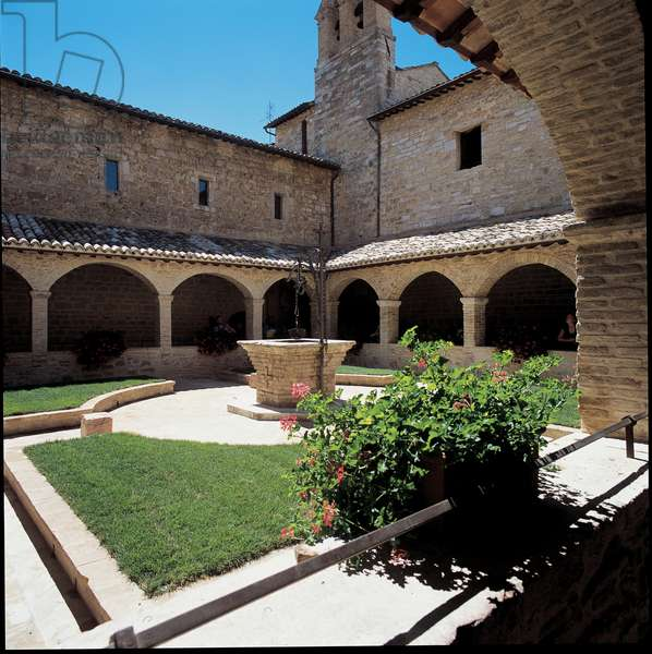 Convent of San Damiano,