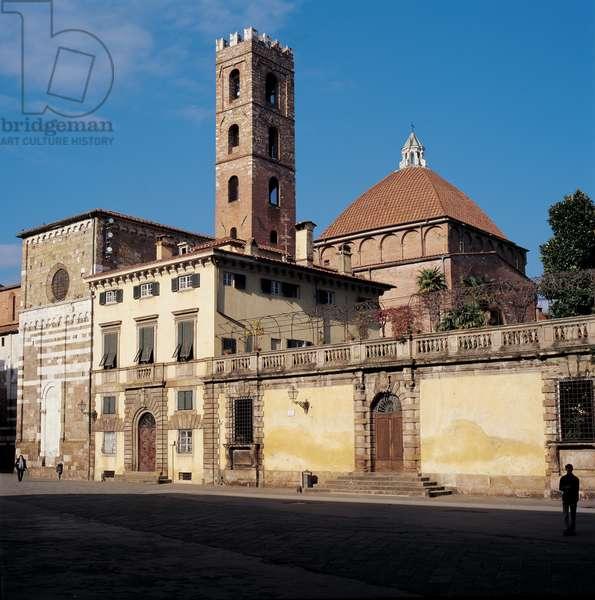 Baptistery and Church of Santi Giovanni e Reparata,