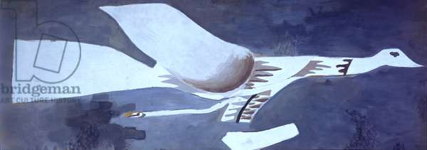 Dove, George Braque, 20th century, oil on canvas