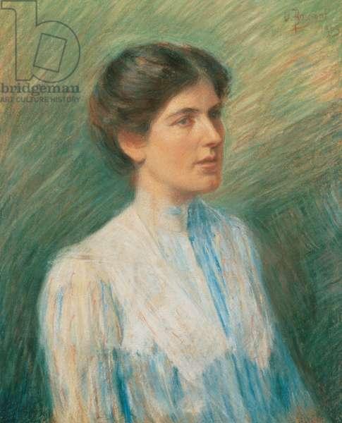 Portrait of a Woman, 1903 (pastel on cardboard)