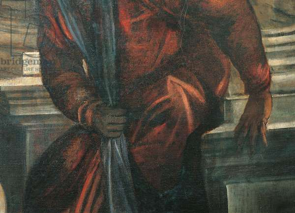 Christ Before Pilate (Cristo davanti a Pilato), by Jacopo Robusti known as Tintoretto, 1565 - 1567, 16th Century, oil on canvas