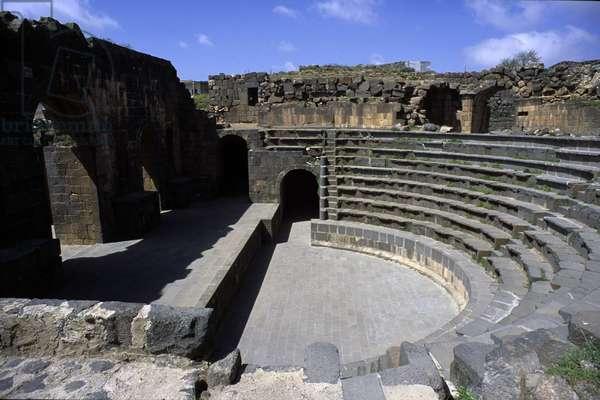 Theatre, 244, 3rd Century a.C., granite