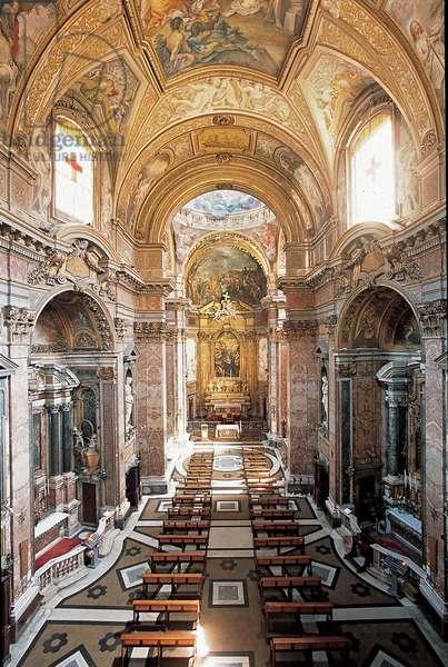 Church of Santa Maria Maddalena, 1735